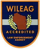 Wisconsin Law Enforcement Accreditation Group logo Opens in new window