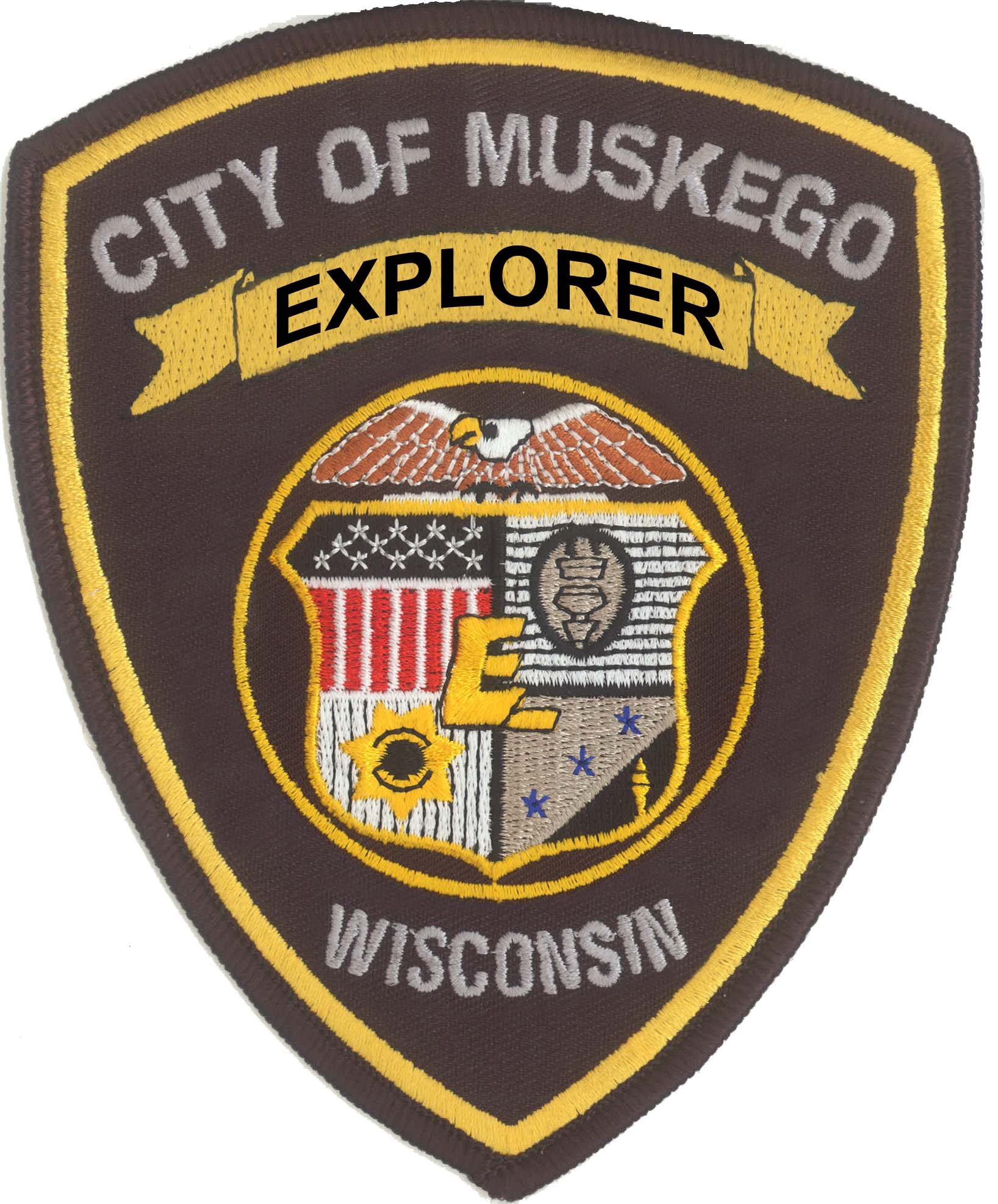 Muskego Explorer Patch
