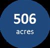 506 acres