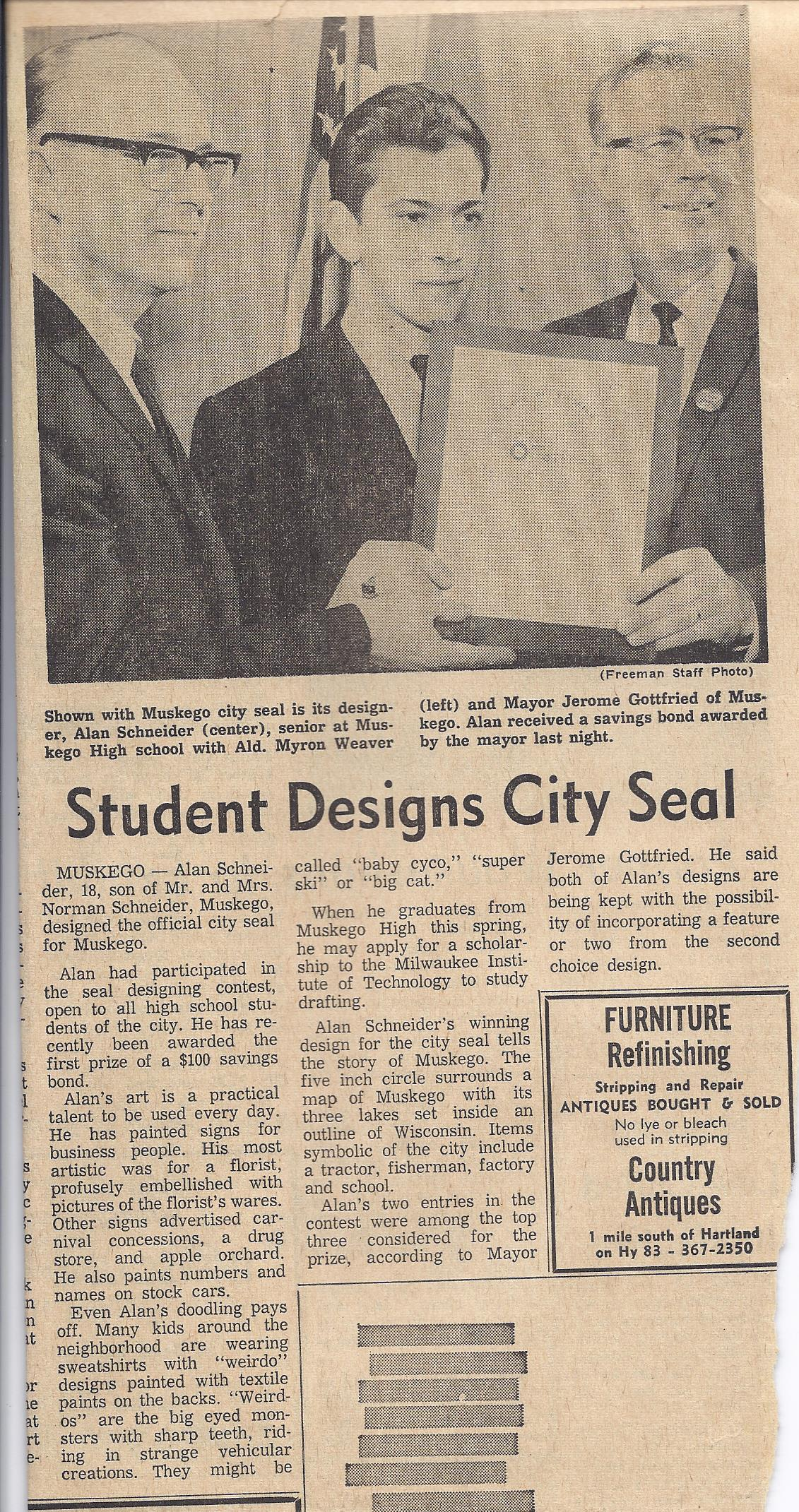 City Seal Winner Waukesha Freeman March 3 1966.jpeg
