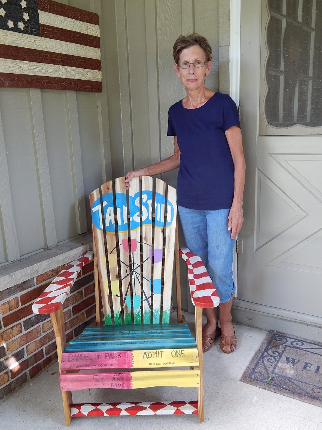 Muskego Beach Dandilion Chair Winner Ann W.jpg