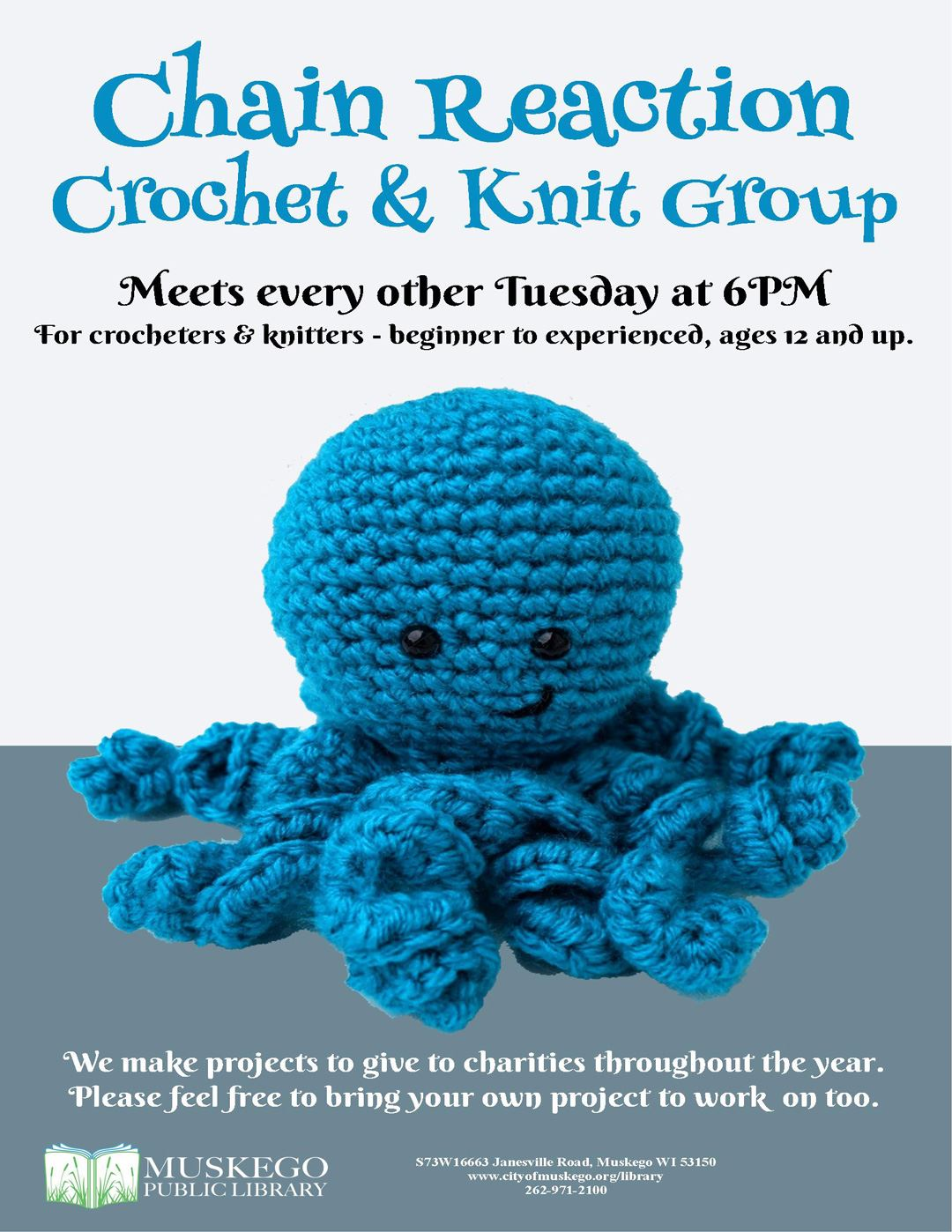 Chain Reaction Crochet Group