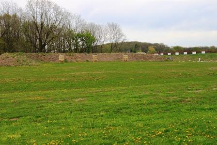 Park Arthur Archery Range