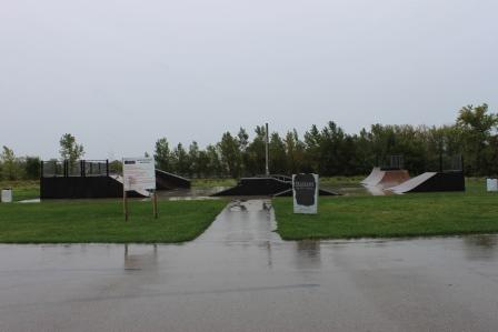 Moorland Park Skateboard