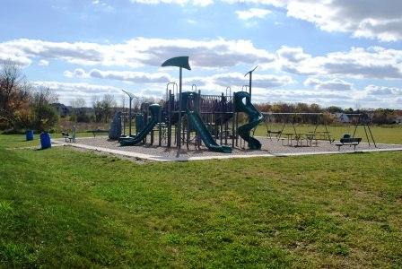 Moorland park playground