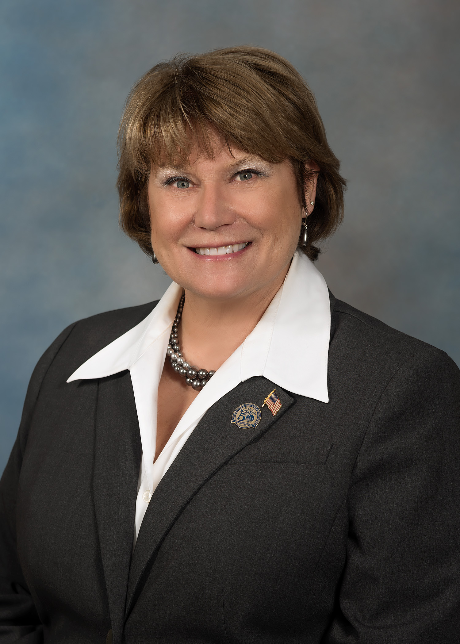 Mayor Kathy Chiaverotti