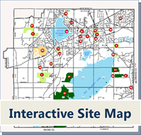 Interactive Site Map